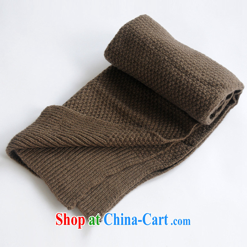 Compilations CHEGEE autumn and winter version won her knitting scarf thick and two shawls with ultra-long thick winter scarves Ms. ingot pin unisex couples, card the color