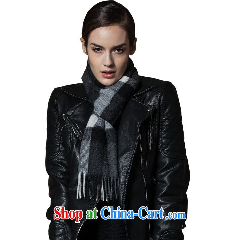 I should be grateful if you would arrange early Trueher British Grid College wind scarf pashmina shawl Ms. men scarves couples black