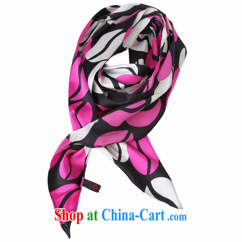 Eve Queler and gifts silk scarf (random shipment does not support options as soon as possible,