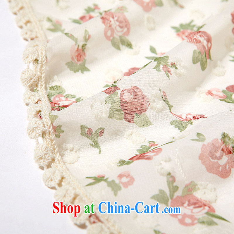 and the United States, the State, female floral spell lace scarf 276,977 pink group, the United States and the State (metersbonwe), online shopping