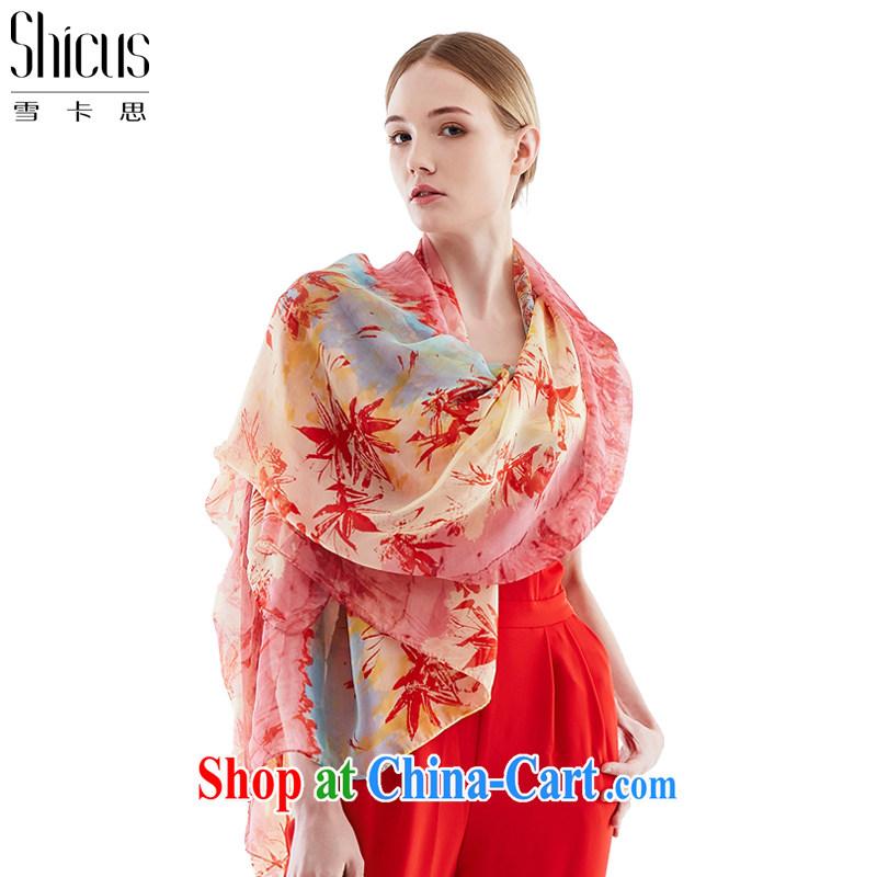 Snow-card, high quality silk silk scarf shawl 100% sauna silk summer sunscreen large Grand Prix yarn beach towels hood shirt wrapped skirt Hangzhou silk long scarf Bali dream