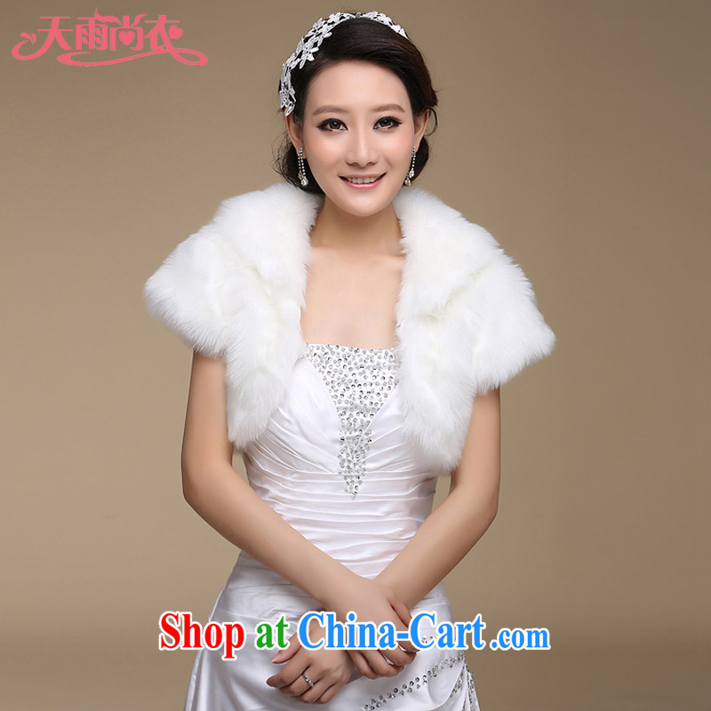 Rain is still clothing winter marriages wedding shawls quality hair shawl white vest, shoulder bridesmaid shawls spaniel PJ 027m White