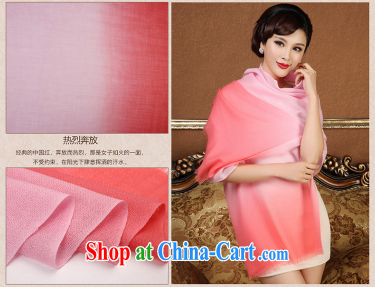 Shanghai Story woolen scarves, gradient 2014 spring new scarf air-conditioning shawl pink purple pictures, price, brand platters! Elections are good character, the national distribution, so why buy now enjoy more preferential! Health