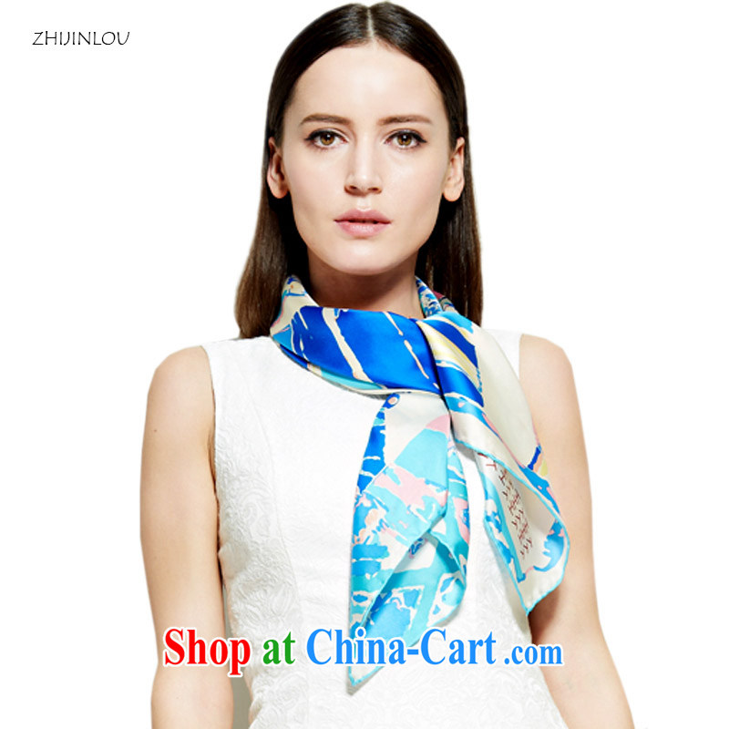 Tapestries floor flagship store summer Silk is very classy and towel sunscreen silk scarf women upscale sauna silk scarf shawl gift romantic island