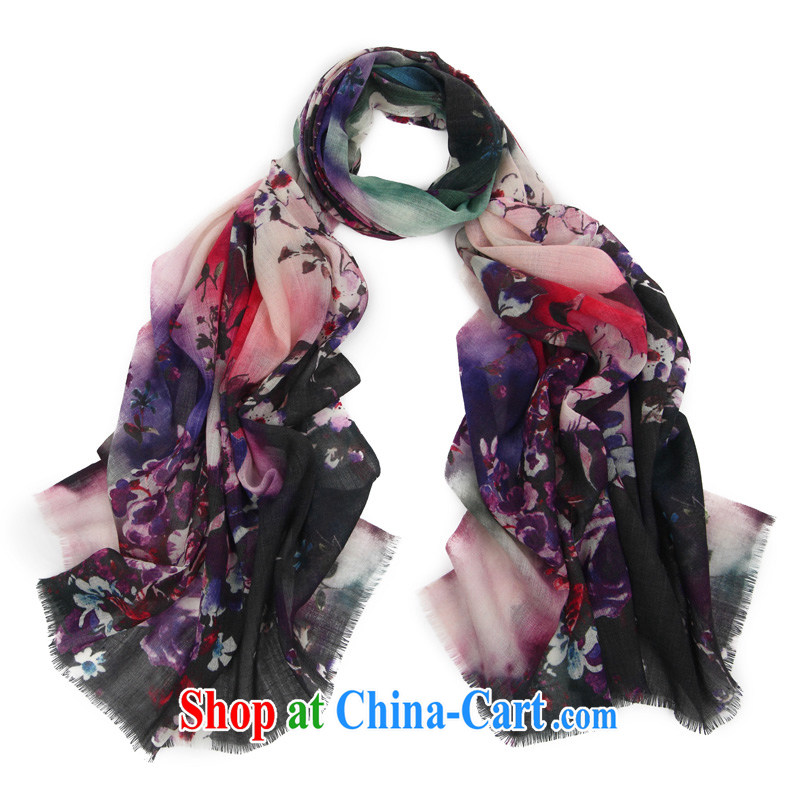 silk industry (SIGI) counters, upscale wool scarf Girls fall and winter warm shawl upscale gift shawl Egypt after a stunning 8 color