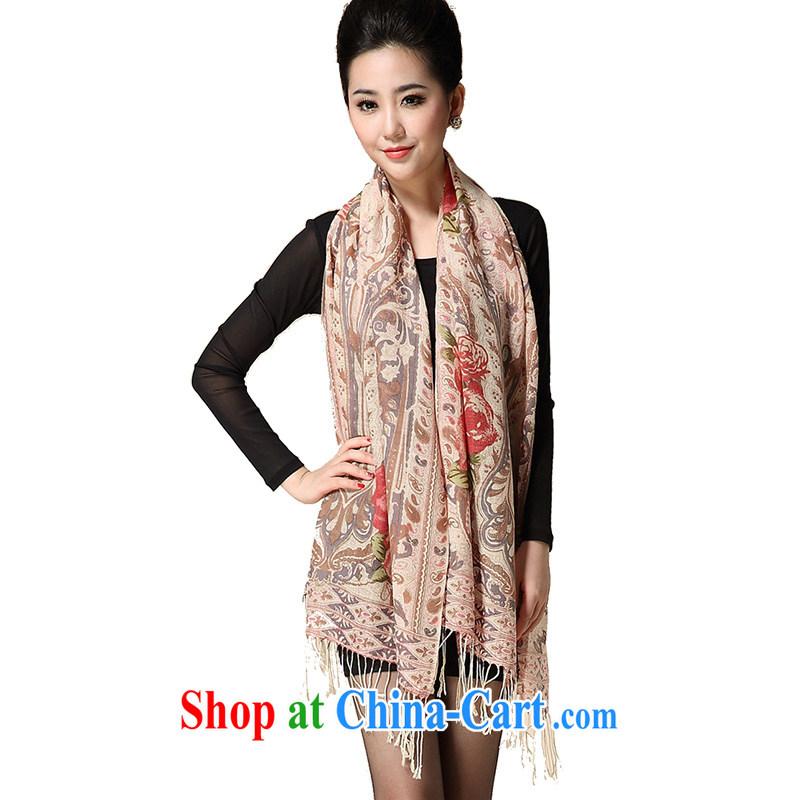 FORMIA Fang-mei, woolen scarf style decor scarves shawls pure wool-su scarf