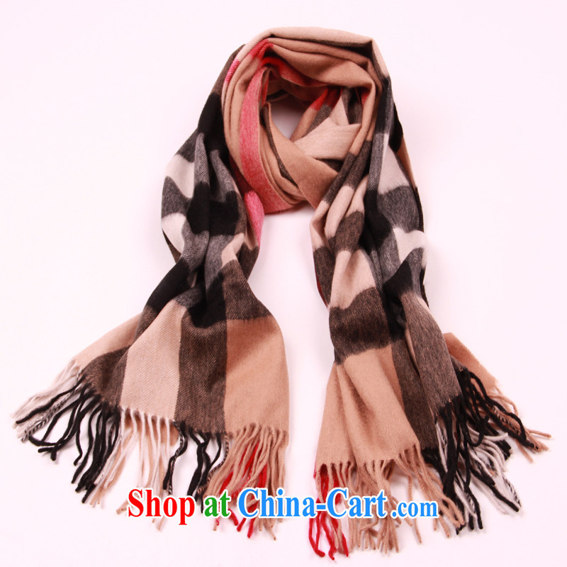 Shanghai Story, thick scarf fall_winter new pashmina shawl, Ms. long, checkered scarf gift and grid