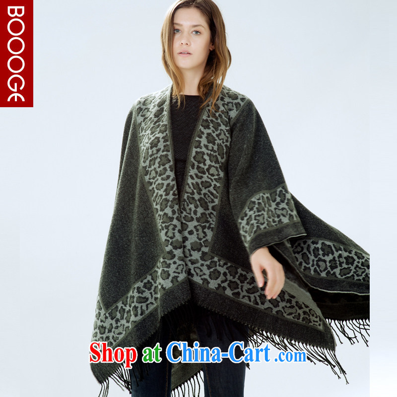 European and American style emulation Cashmere scarf warm unisex multi-large shawl upscale Valentine's Day gift a gift gray
