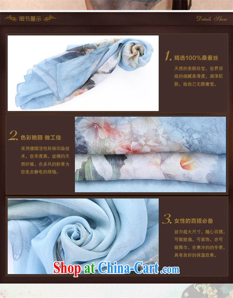 Hung-chun 100 flowers simple yet elegant Chinese style stylish, classy and lady sauna silk silk scarf, Long, New Silk silk scarf long scarf red pictures, price, brand platters! Elections are good character, the national distribution, so why buy now enjoy more preferential! Health