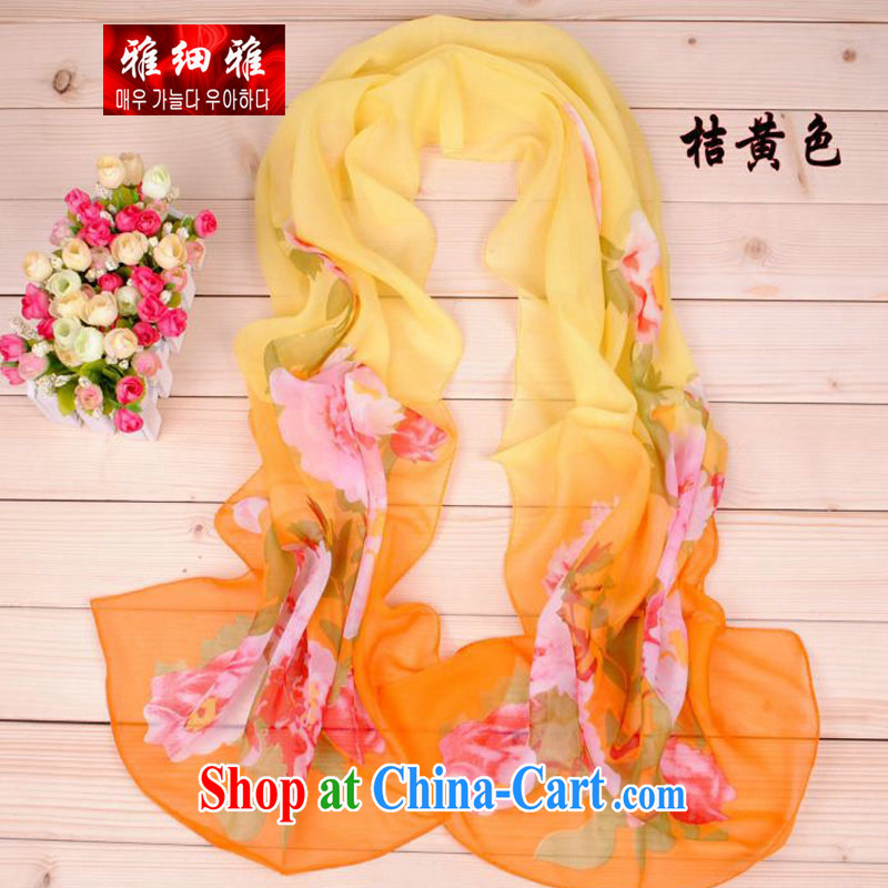 Jacob Jacob breakdown in 2015 older women and stylish high-end quality graffiti peony flower stamp long snow-woven silk scarf silk scarf